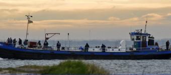Bootduiken op het Grevelingenmeer in Zeeland