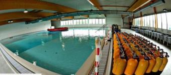 Wil jij ook duiken in een van de diepste zwembaden van Europa?